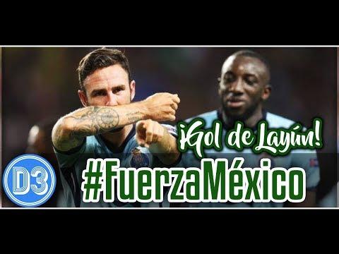 MONACO 0-3 PORTO ¡Gol de Layún! #FuerzaMexico | Champions League | Resumen y Goles ★ D3D2