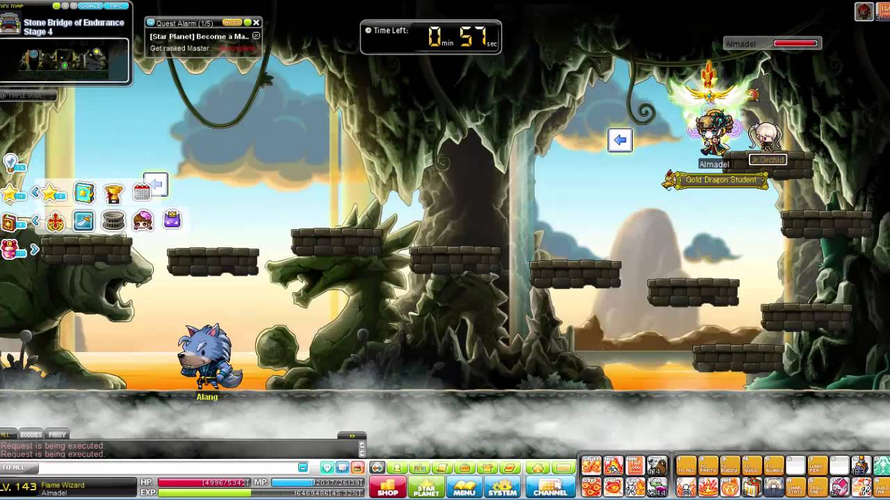 Gold dragon student maplesea training organon pictures of spiders