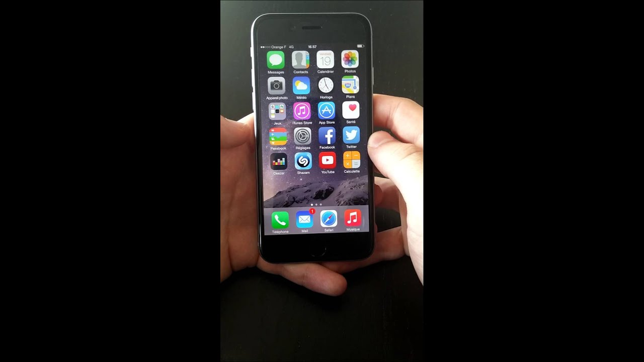 youtube iphone 6 iphone 6 d 233 ballage fran 231 ais 13335