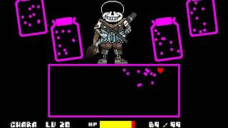 Ink!Sans battle ver 0.37 [Demo,undertale fangame]