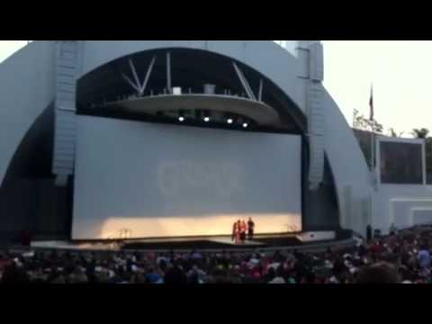 Hollywood Bowl  Grease SingALong: Patty Simcox