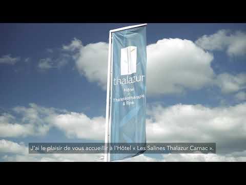 Hotel Thalazur Carnac - Ma démarche Green Morbihan