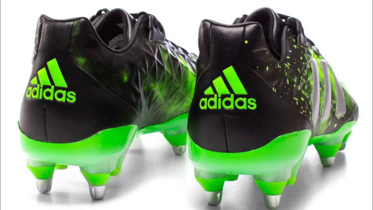 Adidas Adipower Kakari SG & Kakari Force SG Rugby Boots (Elements Pack) Review