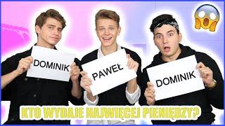 CAŁA PRAWDA O NAS!  *zakazane pytania* | Dominik Rupiński & Smav & Paweł Official