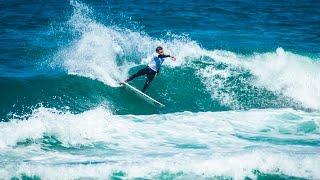 2016 Pro Zarautz Highlights: Pro Zarautz Kicks Off in Good Surf