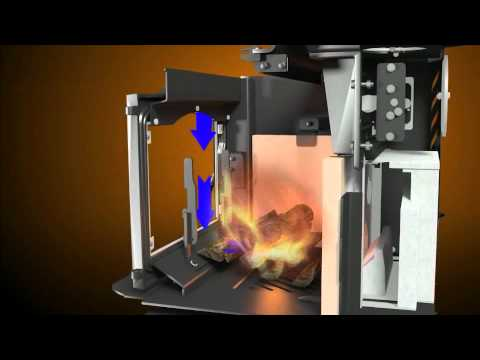 Harman® FireDome Technology: Wood Burning System Video - Harman® FireDome Technology: Wood Burning System Video - YouTube