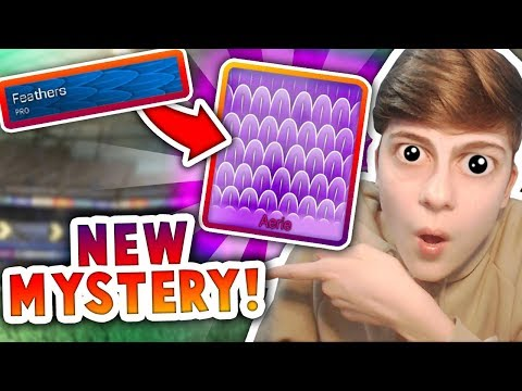 NEW MYSTERY DECAL COMING AND HERES WHY! | *NEW UPDATE INFO* | Rocket League thumbnail
