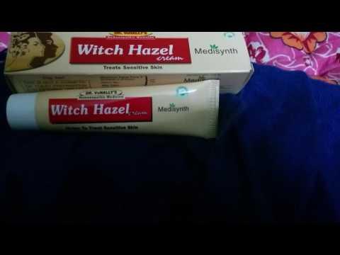 Witch Hazel cream :Hindi review