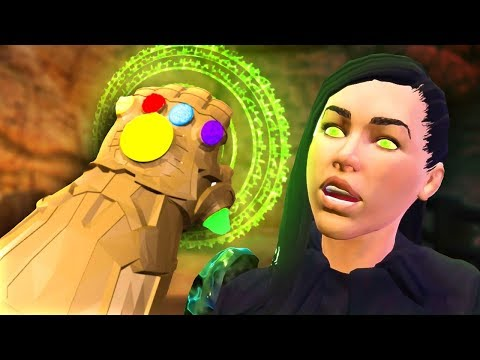 INFINITY GAUNTLET DESTROYS THE GAME - Blade and Sorcery