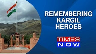 Remembering Kargil Heroes