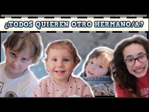 ¿Qué opinan los 4 HERMANOS de tener OTRO BEBÉ?   Familia Tutti Vlog   Daily Vlogs