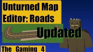 Unturned Map Editor Tutorial: Roads Updated