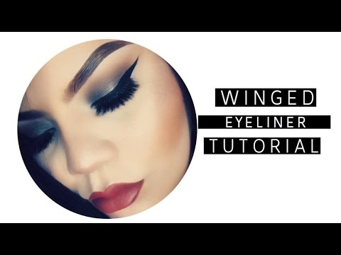 HOW TO: Winged Eyeliner Tutorial | NYC LIQUID LINER