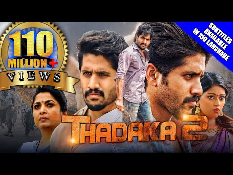 Thadaka 2 (Shailaja Reddy Alludu) 2019 New Released Hindi Dubbed Full Movie | Naga Chaitanya
