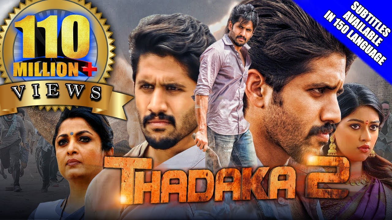 Download Thadaka 2 (Shailaja Reddy Alludu) 2019 New Released Hindi Dubbed Full Movie | Naga Chaitanya