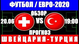 Футбол Чемпионат Европы по футболу 2021 Евро 2020 Турция Швейцария Шанс на выход в плей офф