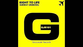 Right To Life - Subway ''Micky More Supersonic Mix'' (2014)