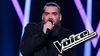 Thomas Løseth - Let Me Hold You | The Voice Norge 2017 | Live show