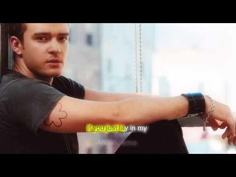 Justin Timberlake - Senorita w Lyrics