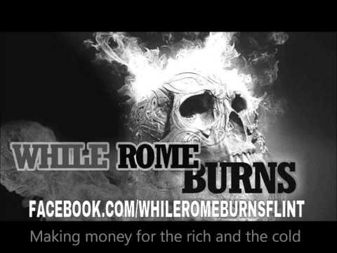 While Rome Burns - The Price Of Sunshine (Lyric Video)