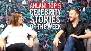 Ahlan! Top 5: Abu Dhabi F1 Celeb Spotting In The UAE And The Price Of Loving The Spice Girls