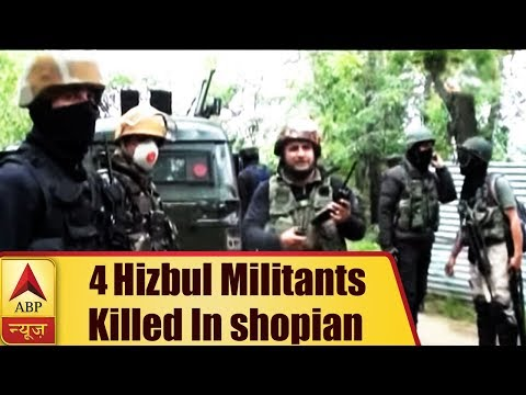 Assistant professor turned militant likely among killed terrorists in Shopian encounter