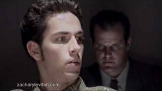 "Zachary Levi in ""Big Shot: Confessions of a Campus Bookie"" - Clip 6"