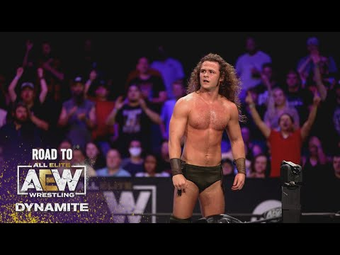 AEW World Champion Kenny Omega vs Jungle Boy   Road to Saturday Night Dynamite, 6/24/21