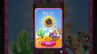 Lama gak main game candy crush saga woww hadiah ny banyak screenshot 2
