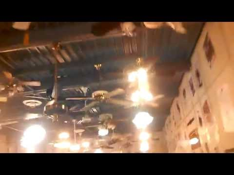 UPDATED Video Tour of the Fanimation Ceiling Fan Co (Summer 2016, including museum)