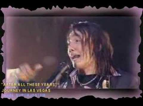 AFTER ALL THESE YEARS JOURNEY w/ARNEL PINEDA