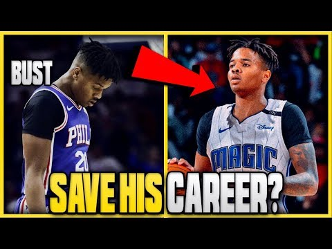 Can Markelle Fultz SAVE His NBA CAREER After Being TRADED!? | Is He The BIGGEST NBA Draft BUST Ever?