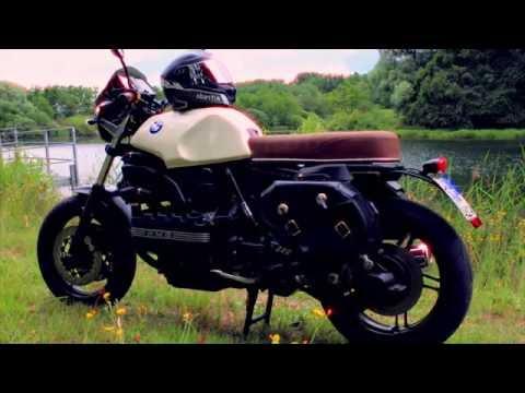 BMW K100 || Café Racer Umbau || BIKEPORN || 200 Subs