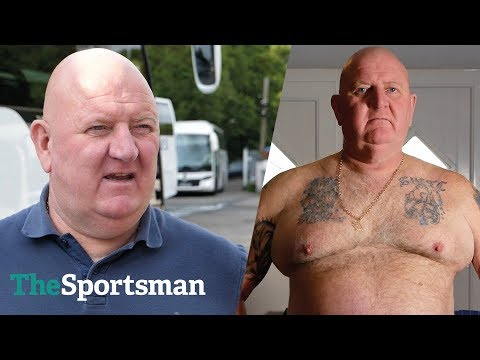 Inside the life of England super fan Tango Man | The Sportsman Football