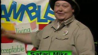 Scripture Scramble with Safari Mike
