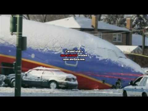 south west airline plane crash