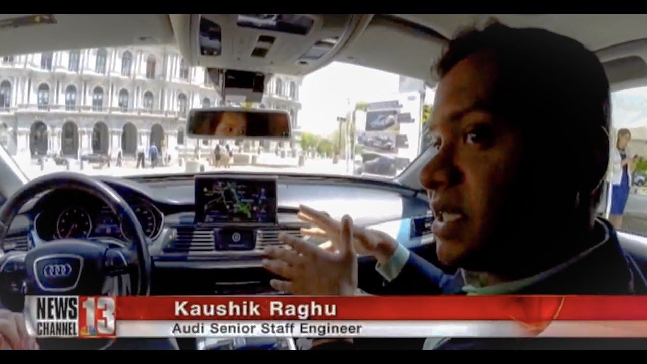WNYT Albany Audi Piloted Driving Jack YouTube - Audi of albany