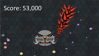 EvoWars.io Fighting Bravely Epic Fight Score: 53,000