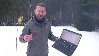 Challenge Lenovo: Przemek Kossakowski i ThinkPad X1 Carbon