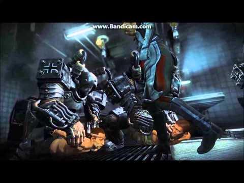 Wolfenstein The New Order Mission 1 part 5 Ubersoldat