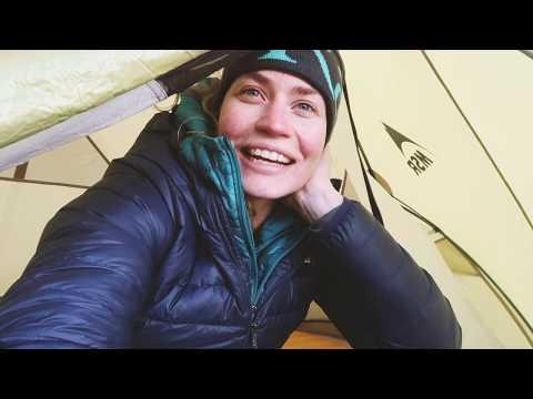 Wild Camping at Angle Tarn