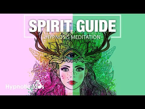 Guided Meditation - Meet Your Spirit Guide By Unlocking Your Third Eye!