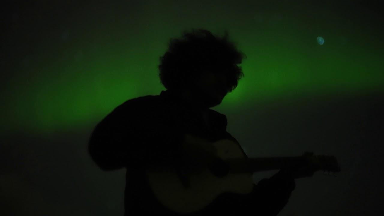Aurora Borealis music video with Henrik Felipe