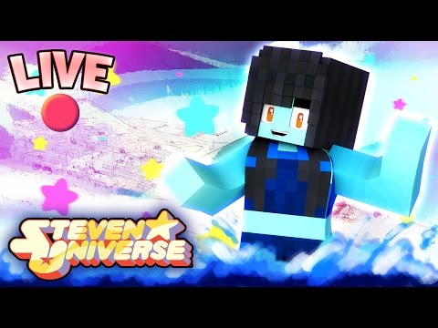 STEEEEVEN! | Steven Universe MEGA Minecraft Hide and Seek