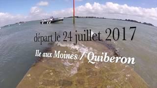 ROAD TRIP VTT Bretagne MORBIHAN ile aux moines quiberon