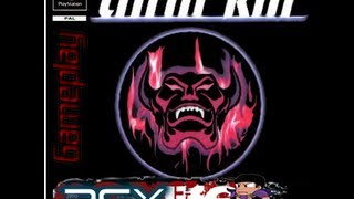 Thrill Kill Gameplay En Español!