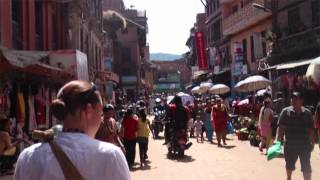 Health students trip to Nepal 2013 - Chapter 1