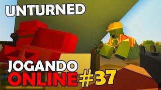 Unturned Jogando Online #37 (Ft. Dead)