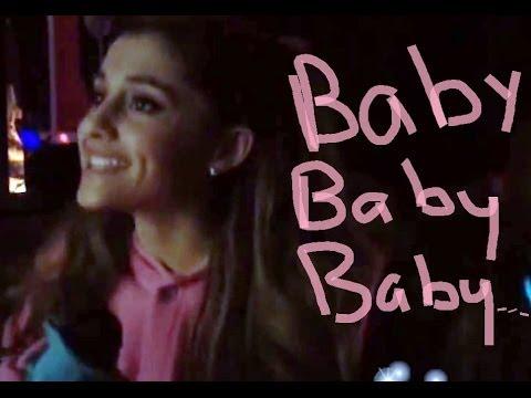 "Ariana Grande & Justin Bieber ""Baby"" Karaoke"