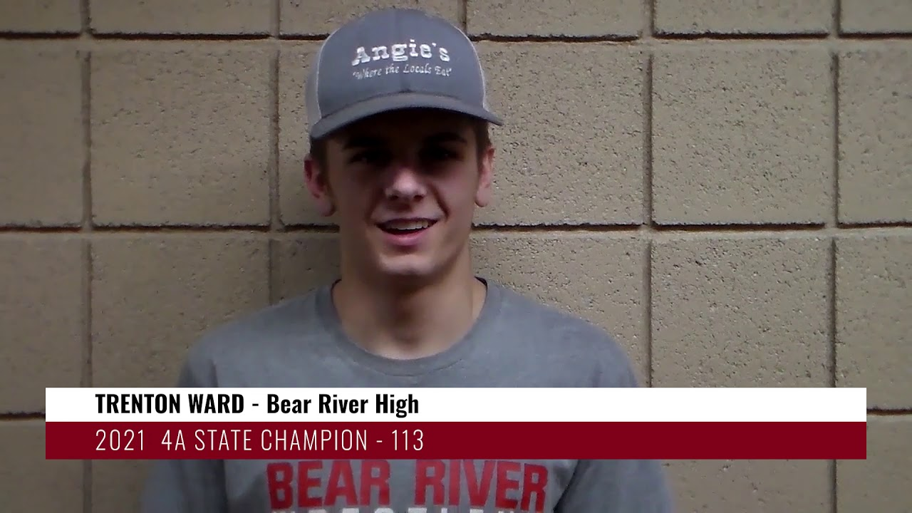"SPORTS - VIDEO: ""Trenton Ward - State Wrestling Finals"""